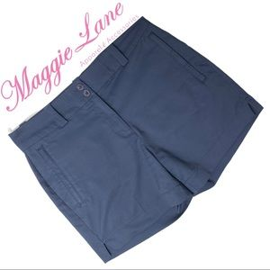 Maggie Lane Navy Golf Short Blue Athletic Short